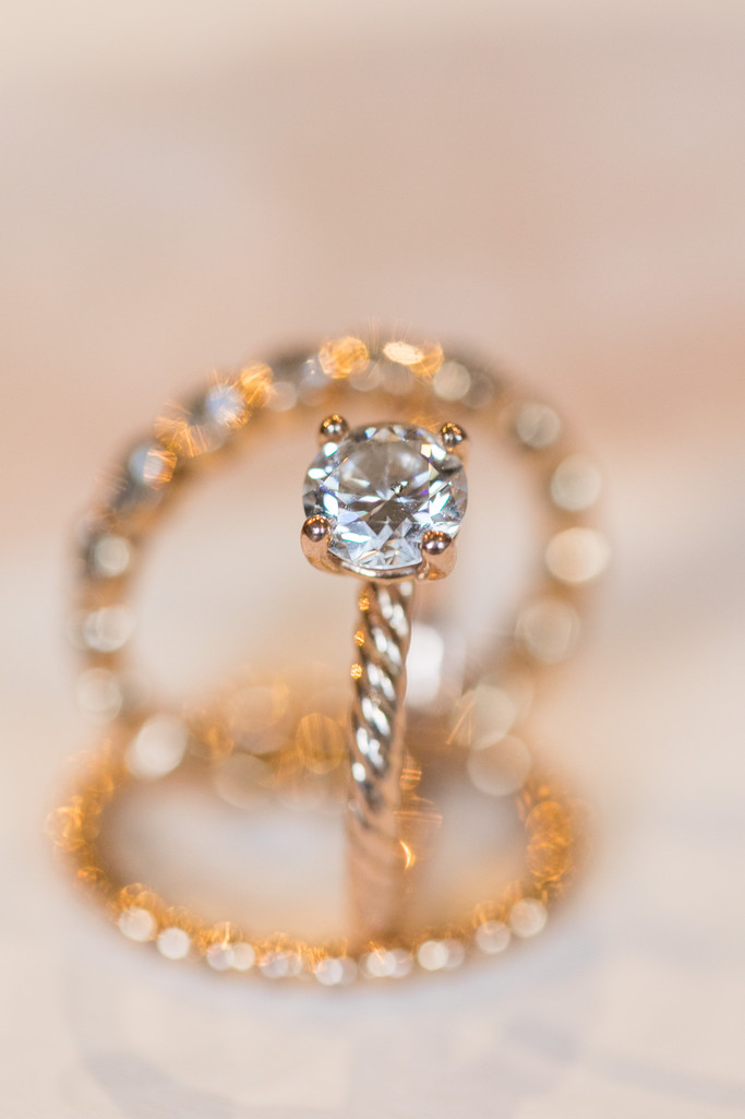 three rings- Best Raleigh Wedding Photographers