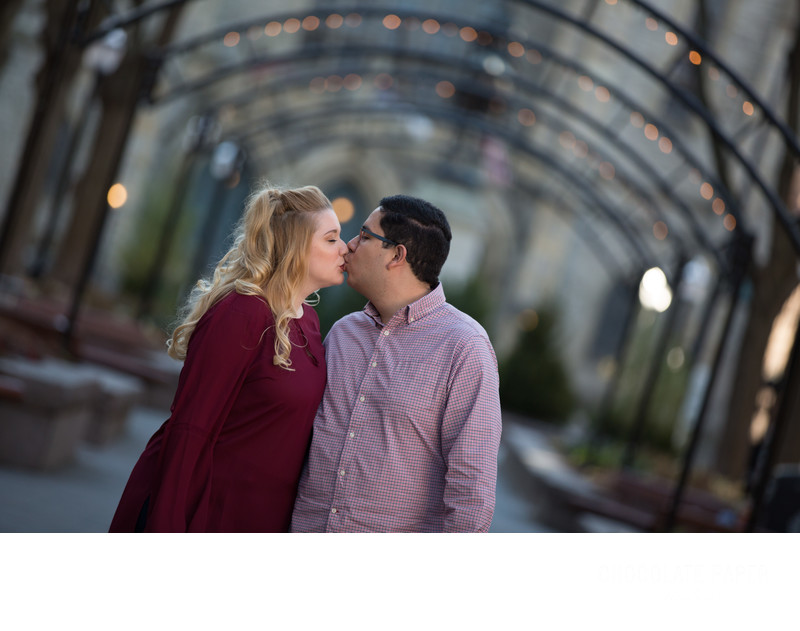 City Engagement Session in Piatt Park