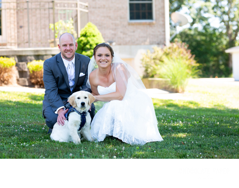 Sweet Summer Wedding in Alexandria, Kentucky
