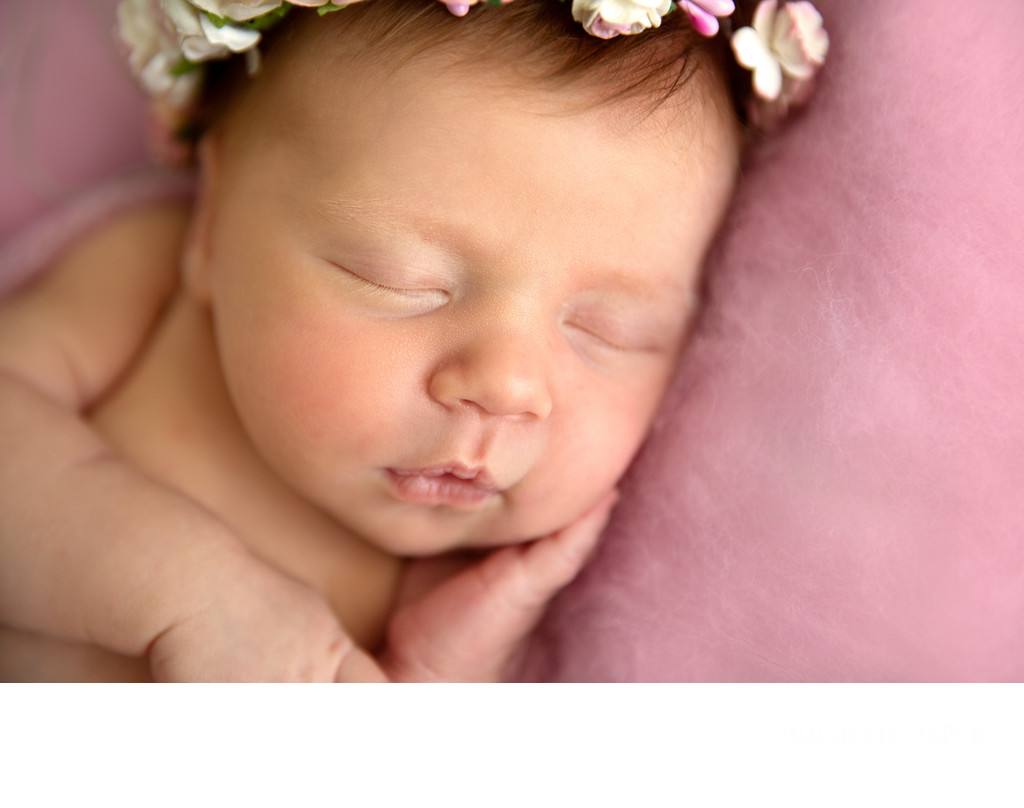 Newborn Photography in Cincinnati, Ohio