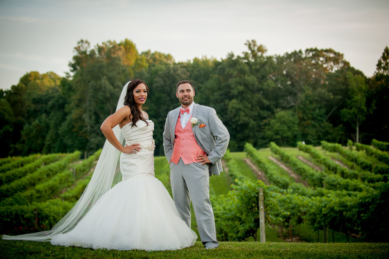 Running Hare Vineyard Wedding
