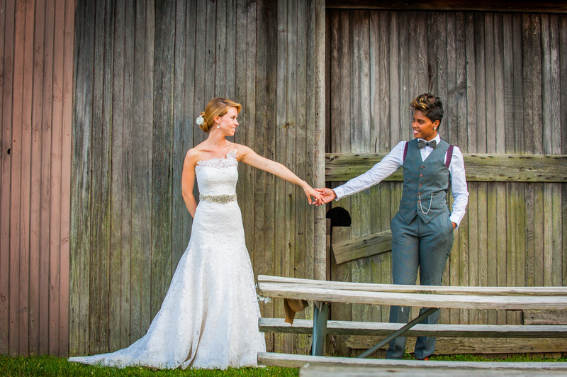Smokey Glen Farm Wedding Pictures
