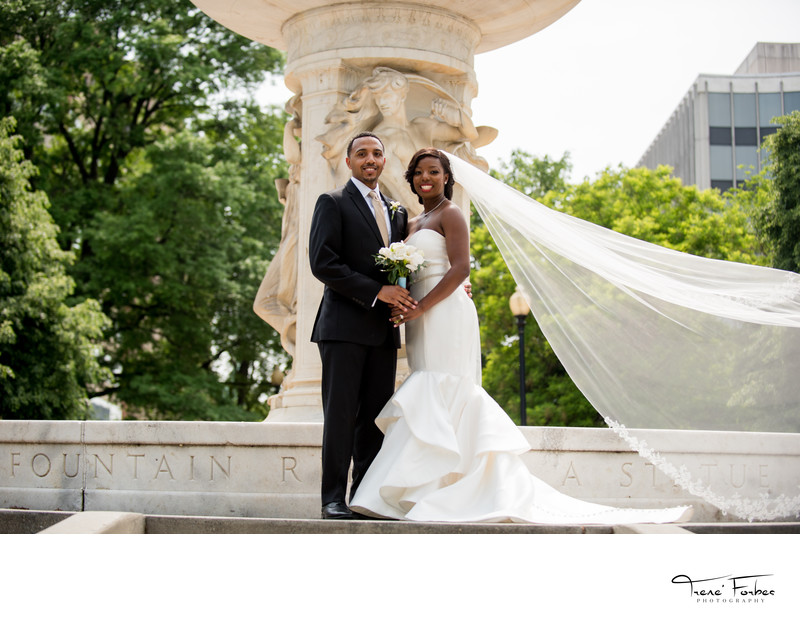 The Dupont Circle Hotel Wedding Washington, DC