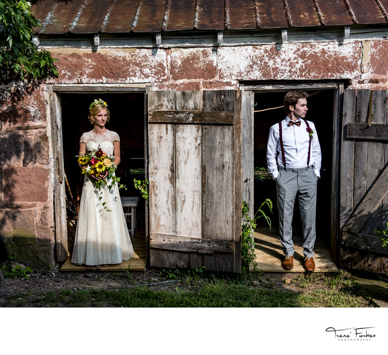 Rocklands Farm Wedding | Trene Forbes Photography