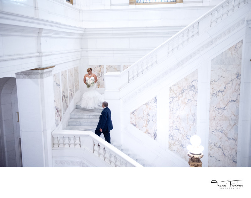 Hotel Monaco Baltimore Wedding Photographer