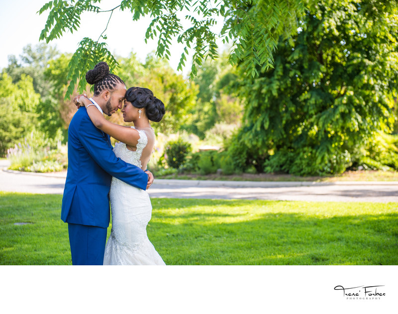 Cylburn Arboretum Baltimore Wedding Trene' Forbes