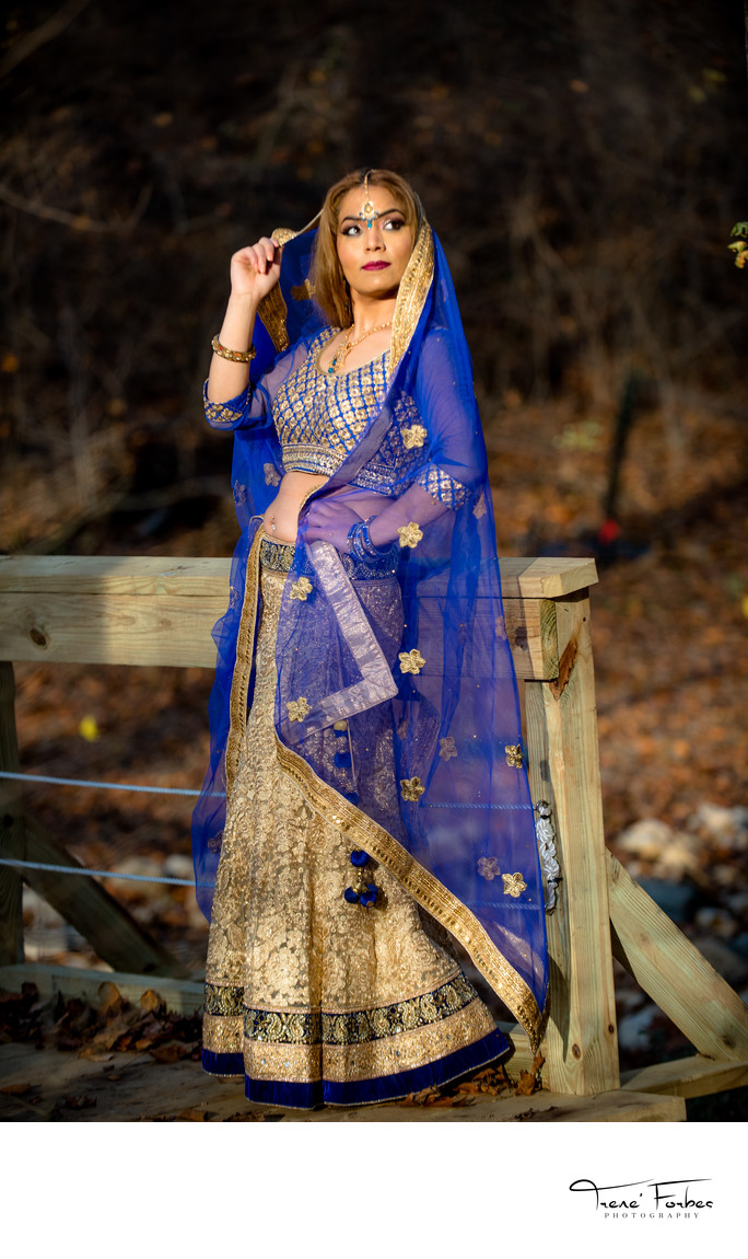 Baltimore Indian Wedding Photographer - Trene' Forbes