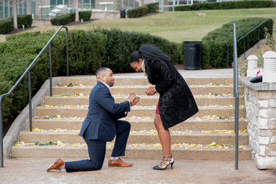 Gaylord National Harbor Marriage Proposal