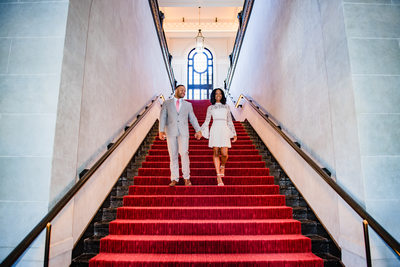 Wedding Photographers at Sagamore Pendry Baltimore