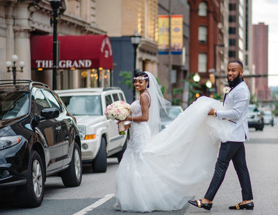 Amazing Baltimore Wedding at The Grand