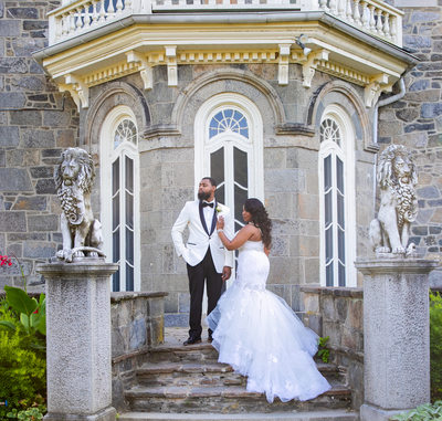Best Cylburn Arboretum Wedding Photos