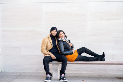Washington, DC best engagement photographer
