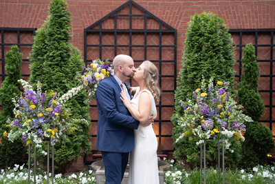 The Ivy Baltimore Hotel Wedding