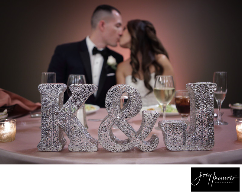 Los Verdes country club wedding photographer