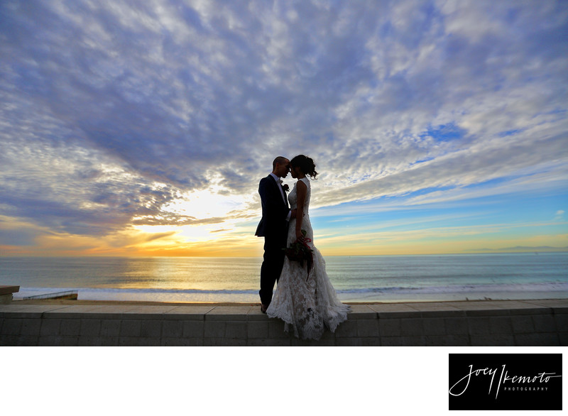 Torrance Beach Wedding Photography