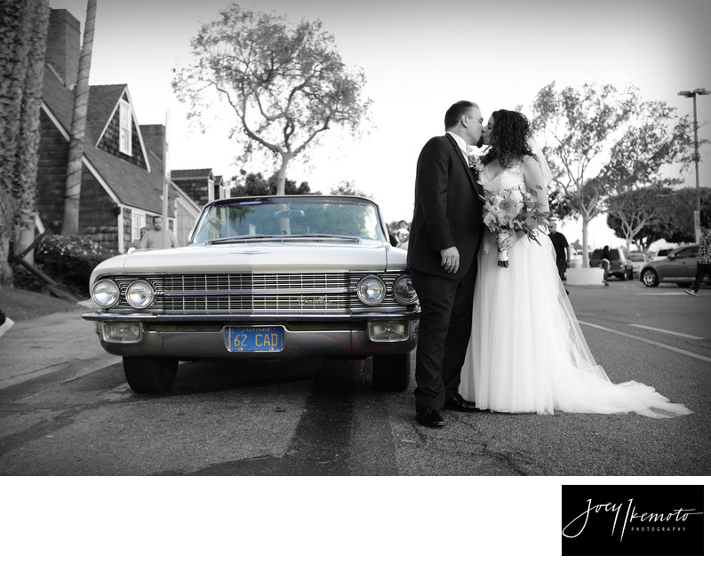 Los Angeles Wedding Photographer Classic Cars