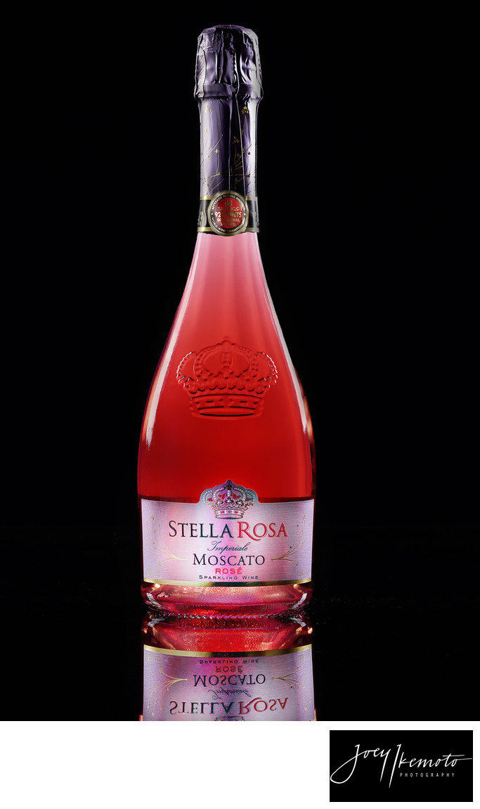 Stella Rosa Wine Product Shot