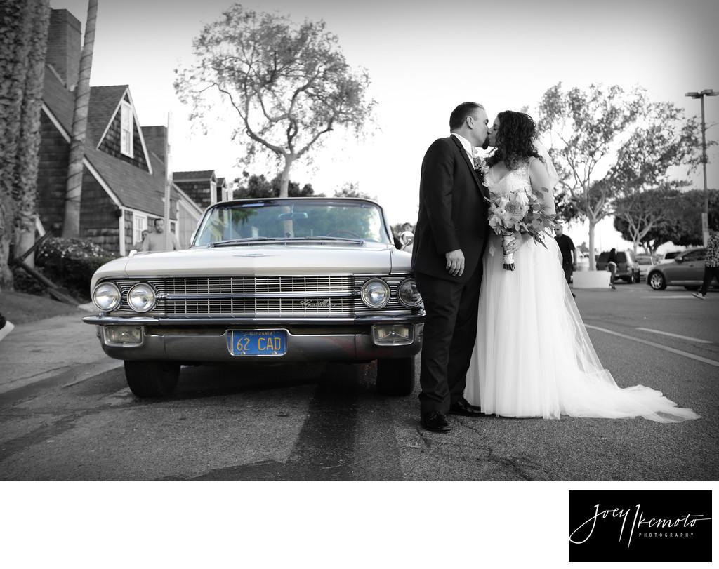 Los Angeles Wedding Photographer Classic Cars - Henry\'s Weddings ...