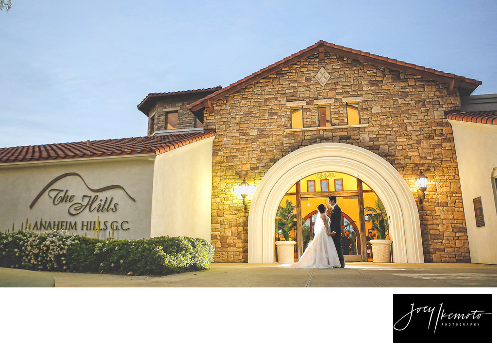 Anaheim Hills Country Club Wedding
