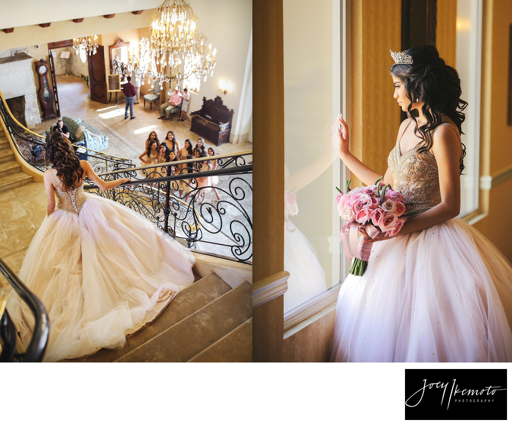 Ayres Hotel Manhattan Beach Quinceanera