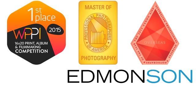 Master Photographers David Edmonson & Luke Edmonson