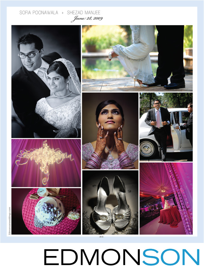 Gorgeous Ismaili Wedding Photography Feature