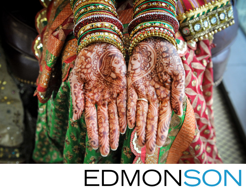 Houston Indian Wedding Mehendi Artist