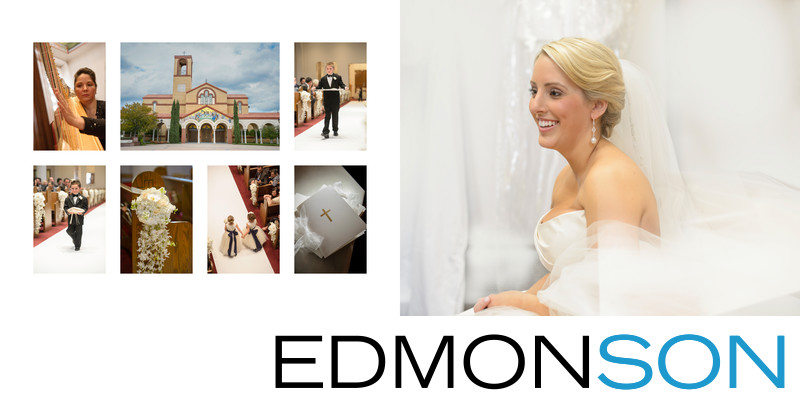 DFW Events Bride At Holy Trinity Greek Orthodox