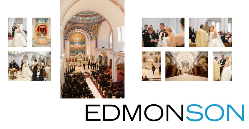 Holy Trinity Greek Orthodox Church Wedding Dallas