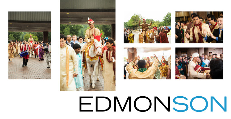 Indian Wedding Baraat At Hilton Anatole