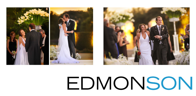 Platinum DFW Events Wedding At Dallas Arboretum