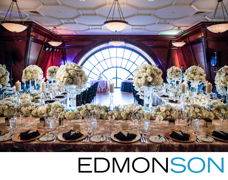 Donnie Brown Events Wedding At Crescen Club In dallas