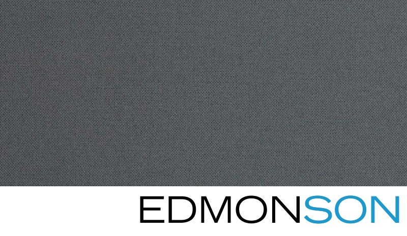 Gunmetal Buckram Wedding Album Cover Swatch Detail