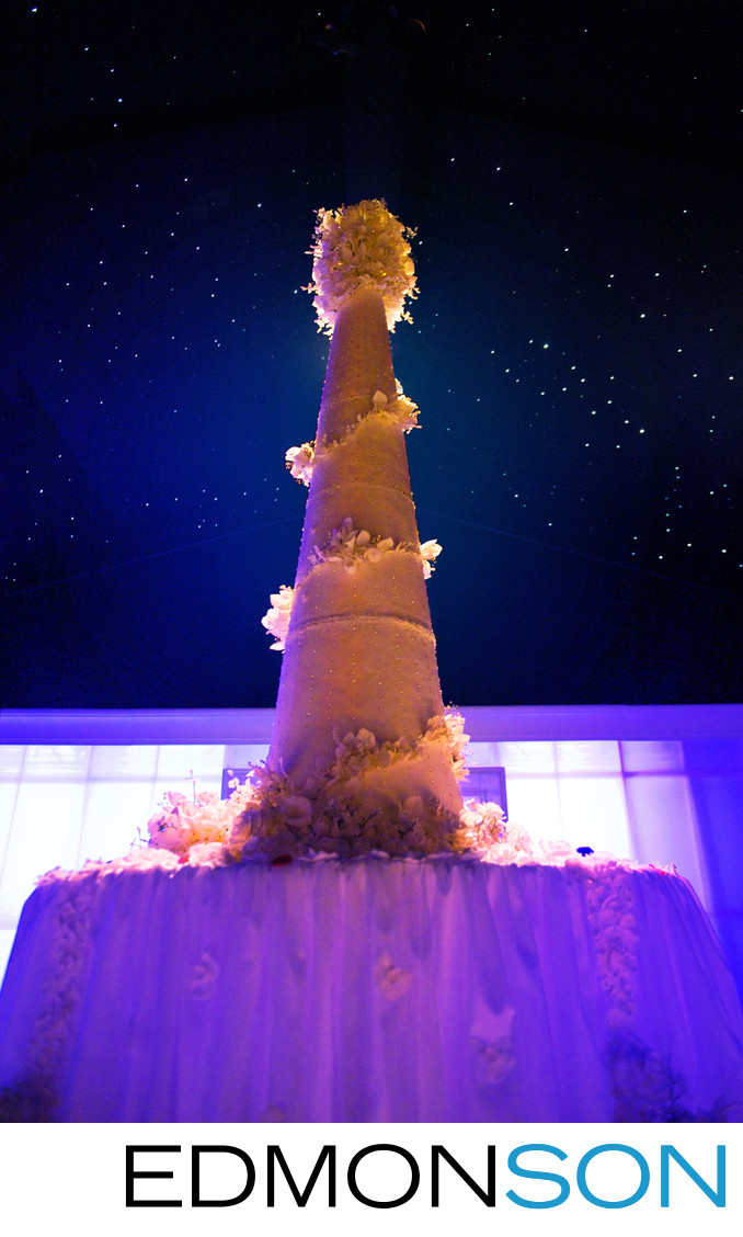 Sylvia Weinstock Luxury Wedding Cake