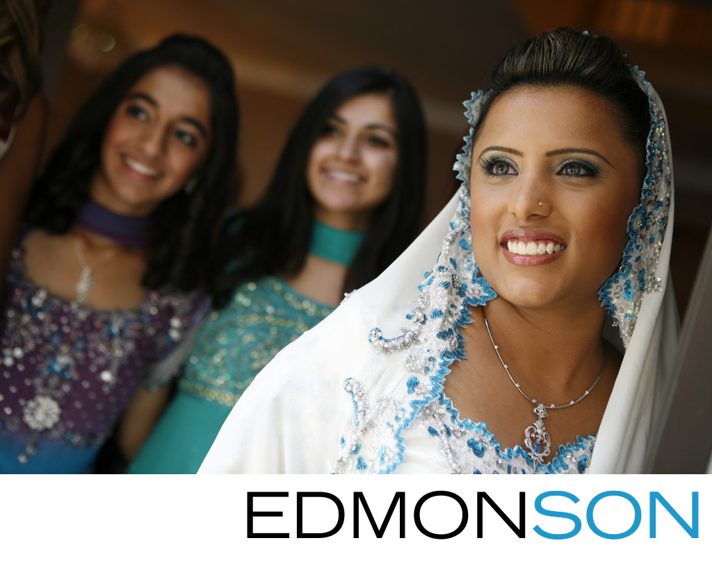Ismail Bride In DFW Waits For Milk Ceremony For Groom