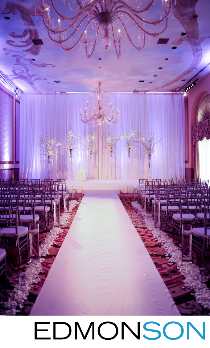 Rosewood Crescent Hotel Weddings In Dallas, Texas