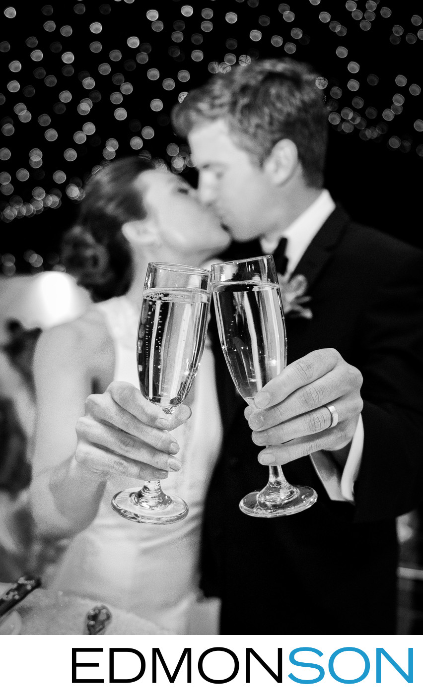 Wedding Toast For Tulsa Bride & Groom