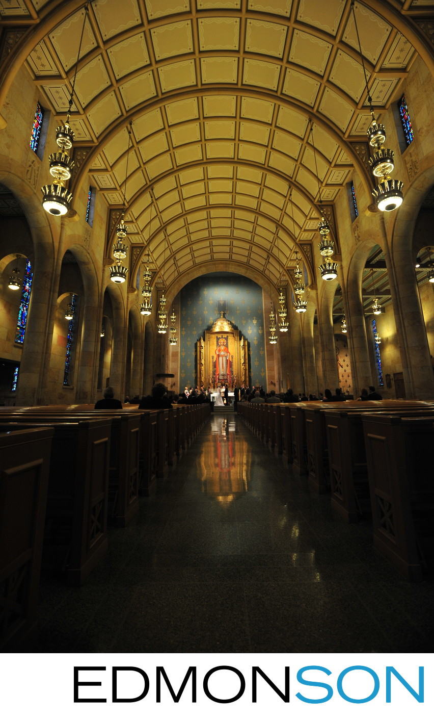 Christ The King Catholic Church Weddings In DFW
