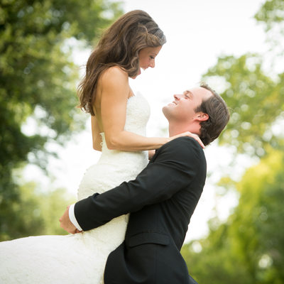 Park Cities Bride Takes Leap Of Faith