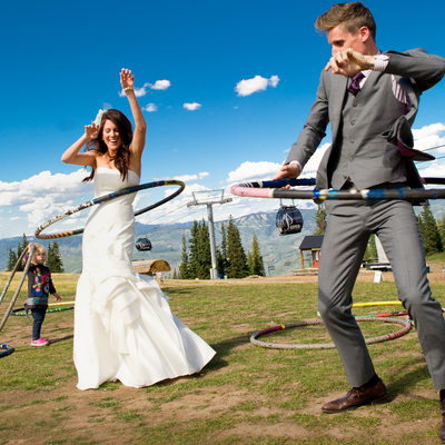Gro Floral & Event Design Fournders Wedding In Aspen