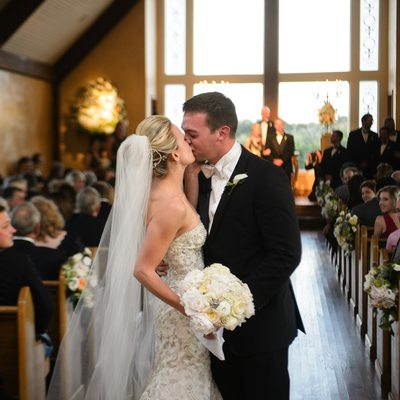 DFW Wedding Ends At Rough Creek Chapel