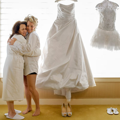 DFW Events Bride & Mother At Ritz-Carlton, Dallas