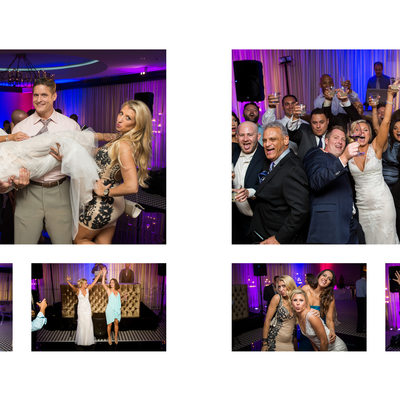 Guests Celebrate At Hotel ZaZa Dallas Reception