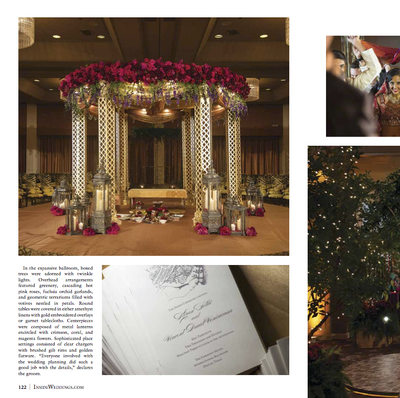 Indian Wedding Inside Weddings Magazine