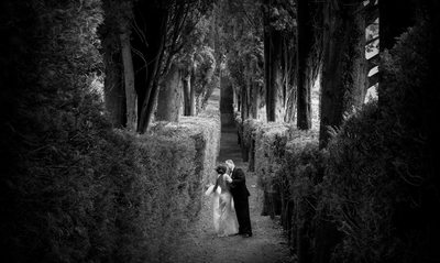 Tuscan Destination Wedding At Mona Lisa's Estate