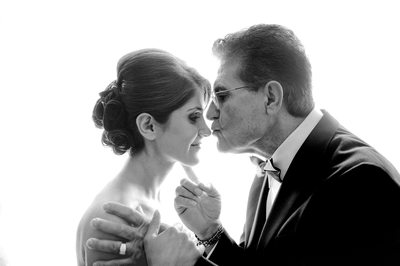 Persian Father Of Bride's Tender Moment At Ritz Dallas