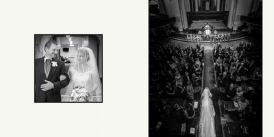 Wedding Ceremony At First United Methodist