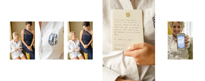 Bride Opens Letter From Groom At Ritz-Carlton, Dallas