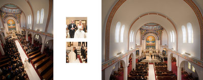 Wedding Ceremony At Holy Trinity Greek Orthodox