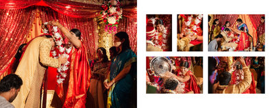 Hilton Anatole Telegu Indian Wedding